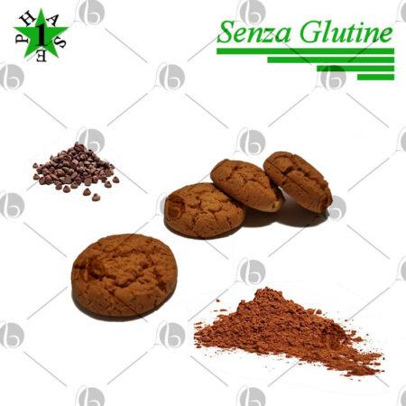Frollini al Cacao proteici