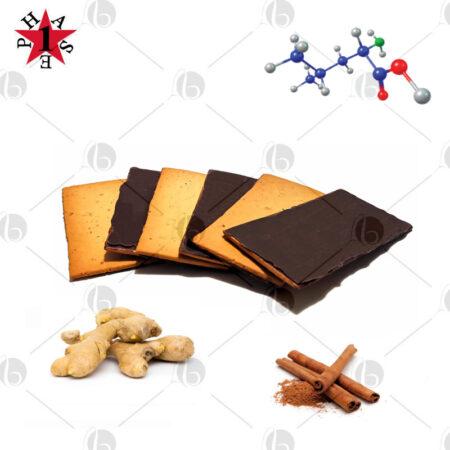 Choco Croch Zenzero e Cannella Eat Pro Fase 1