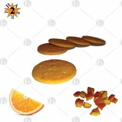Biscotti Proteici all' Arancia Stage 2