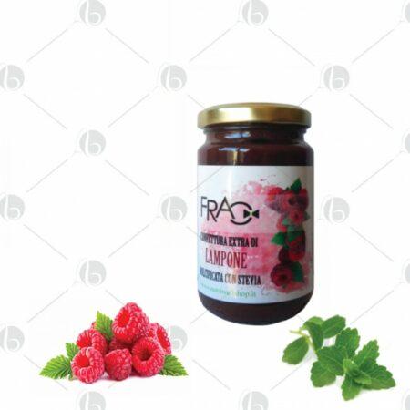 Confettura Extra di Ribes Nero con Stevia 40g