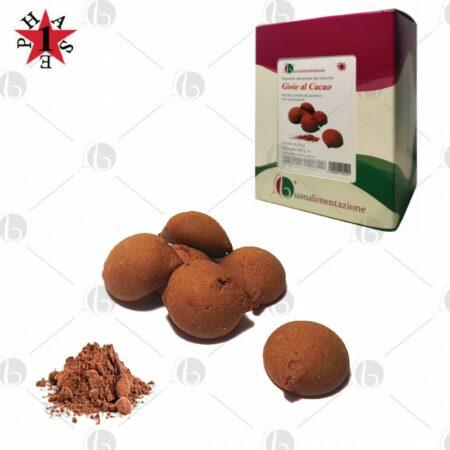 Gioie Proteiche al Cacao Fase 1 - Box 4 x 50g