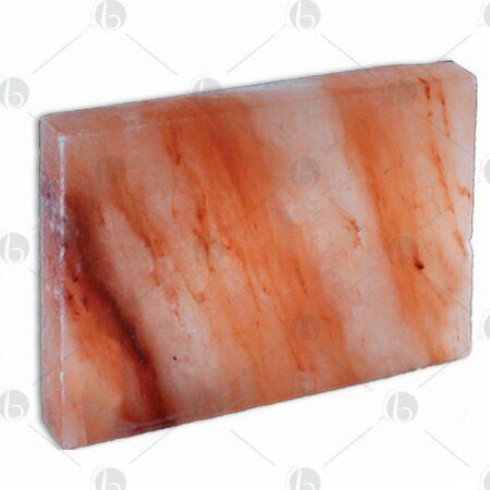 Piastra di sale rosa dell' Himalaya 20 x 30cm