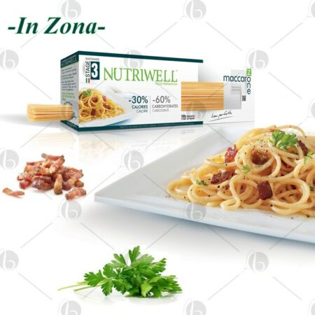 Spaghetti Nutriwell Dieta a Zona – 500g