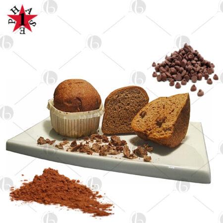 Muffin Proteico al Cacao Fase 1