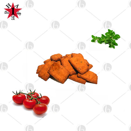 Cracker Proteici al pomodoro Fase 1