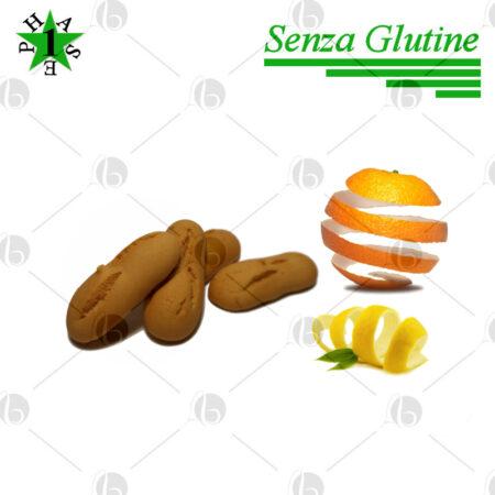 Biscotti proteici agrumi