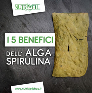 i 5 Benefici dell'Alga Spirulina